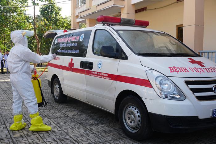 TPHCM: Một thai phụ đang được cách ly tại Bệnh viện dã chiến - Ảnh 1.