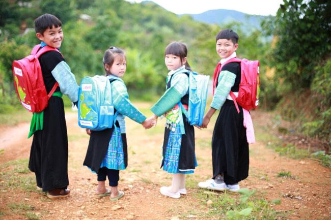 Trẻ em có cơ hội đến trường như nhau