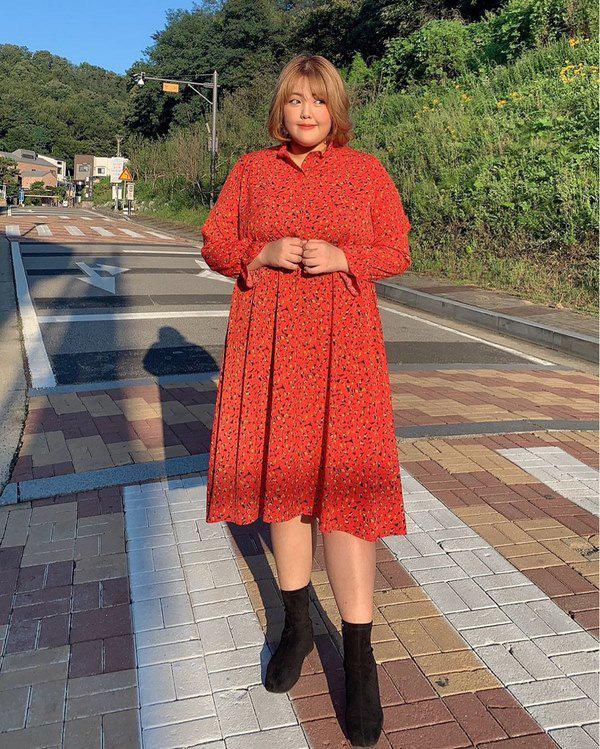 Học Đoan Trang diện váy lụa màu sắc, chị em sẽ luôn ngọt ngào và bay bổng - Ảnh 9.
