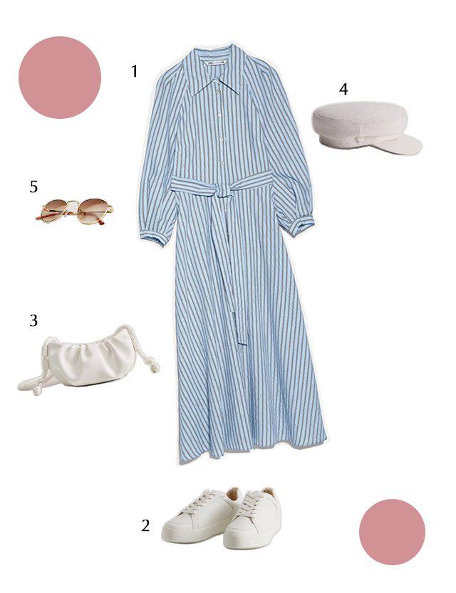 4 gợi ý trang phục giúp nàng đẫy đà thật xinh đẹp, gọn gàng - Ảnh 3.