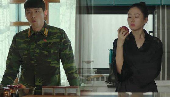 """Kết """"Hạ Cánh Nơi Anh"""" chưa được tiết lộ: Son Ye Jin lộ bụng bầu sắp sinh với Hyun Bin - Ảnh 6."""
