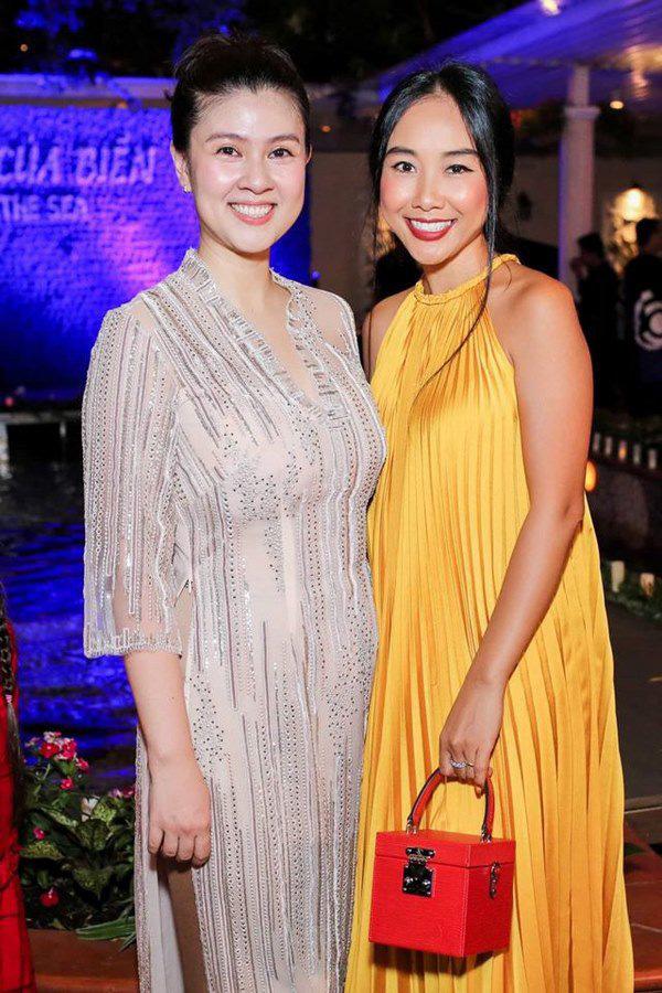 Học Đoan Trang diện váy lụa màu sắc, chị em sẽ luôn ngọt ngào và bay bổng - Ảnh 6.