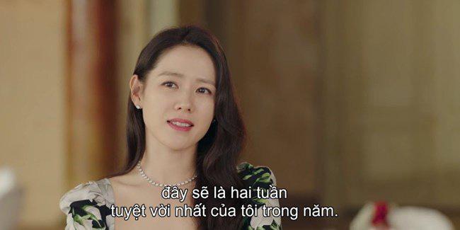 """Kết """"Hạ Cánh Nơi Anh"""" chưa được tiết lộ: Son Ye Jin lộ bụng bầu sắp sinh với Hyun Bin - Ảnh 8."""
