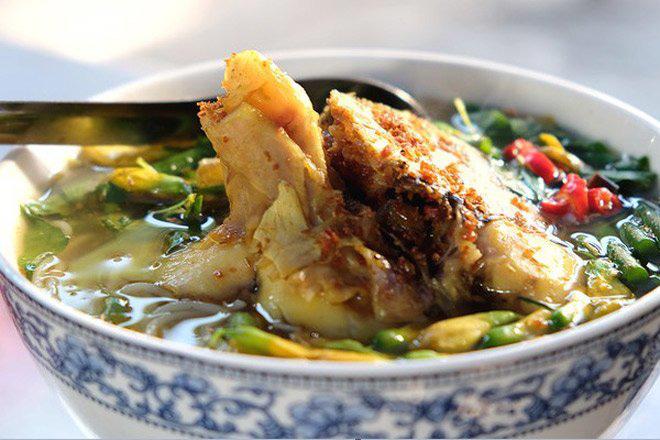 Học nhanh 3 cách nấu bún cá lóc đúng chuẩn đặc sản miền Tây, miền Bắc - Ảnh 5.