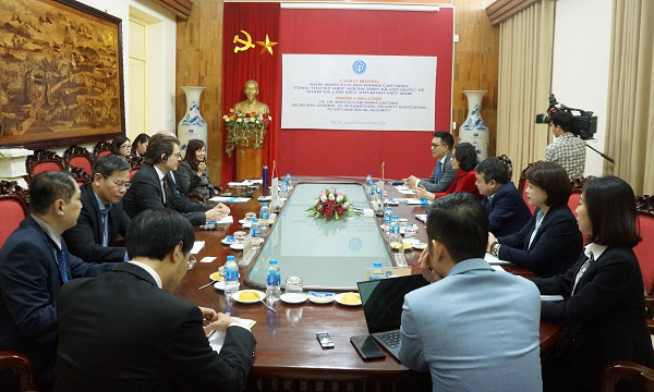 BHXH Việt Nam tăng cường hợp tác quốc tế thúc đẩy phát triển hệ thống an sinh xã hội - Ảnh 2.