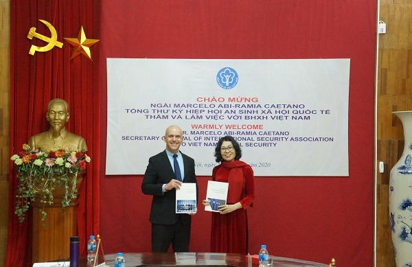 BHXH Việt Nam tăng cường hợp tác quốc tế thúc đẩy phát triển hệ thống an sinh xã hội - Ảnh 1.