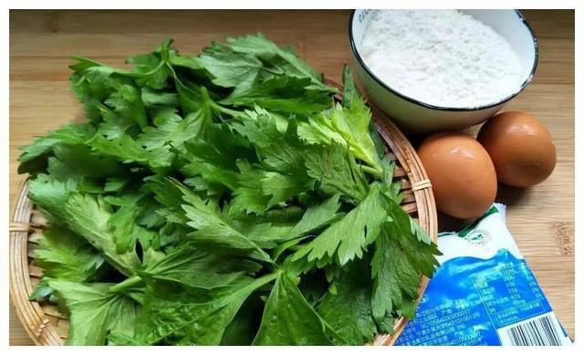 Cho loại lá này vào rán cùng trứng, có ngay bữa sáng ngon miệng lại giàu dinh dưỡng - Ảnh 1.