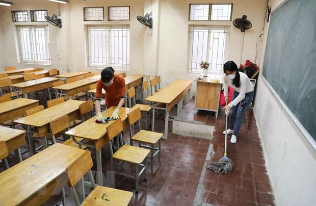 Hà Nội tiếp tục cho học sinh nghỉ học 1 tuần để phòng dịch Covid-19 - Ảnh 2.