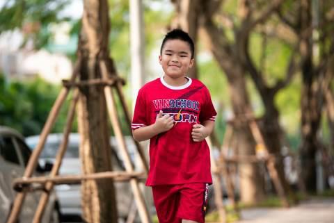 """Vinschool kêu gọi hàng chục ngàn phụ huynh, học sinh tham gia """"Thử thách chạy 30 ngày"""" vì sức khỏe, vì cộng đồng - Ảnh 3."""