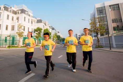 """Vinschool kêu gọi hàng chục ngàn phụ huynh, học sinh tham gia """"Thử thách chạy 30 ngày"""" vì sức khỏe, vì cộng đồng - Ảnh 5."""