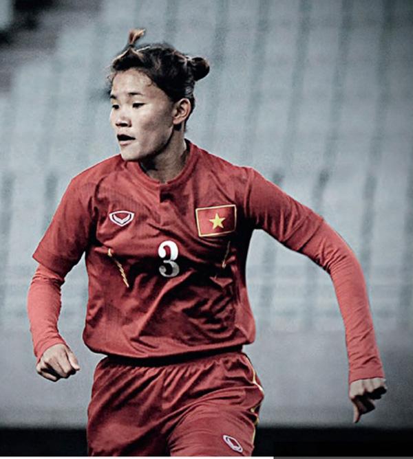 Cầu thủ Chương Thị Kiều lọt danh sách 30 gương mặt nổi bật nhất Việt Nam  - Ảnh 1.