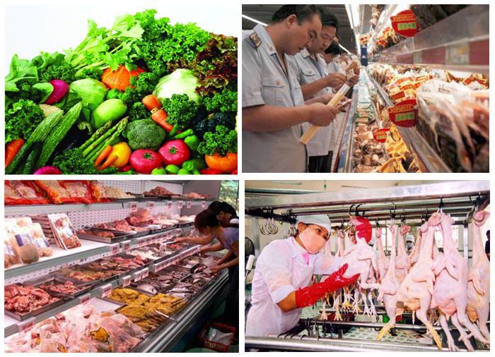 Đẩy mạnh phát triển hệ thống phân phối thực phẩm an toàn - Ảnh 1.