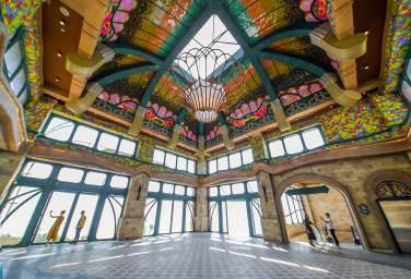 Có gì bên trong 'nhà ga cáp treo lớn nhất thế giới' tại Tây Ninh - Ảnh 7.