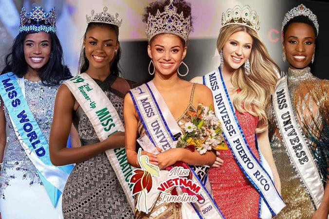 """Đánh bại cả Miss World, Miss Universe, cô gái có nụ cười rạng ngời thắng giải """"Hoa hậu đẹp nhất thế giới"""" - Ảnh 3."""