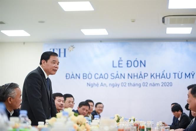 Bộ trưởng Nguyễn Xuân Cường: Doanh nhân Thái Hương là người có Tâm – Tầm – Trách nhiệm - Ảnh 1.