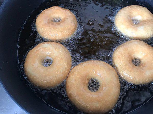 Bánh vòng cho bé ăn sáng thơm ngon bổ dưỡng - Ảnh 9.