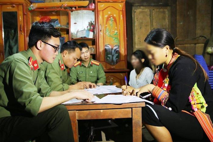 """Tung tin """"Lai Châu có người nhiễm Covid-19"""" thiếu nữ bị công an xử lý - Ảnh 1."""