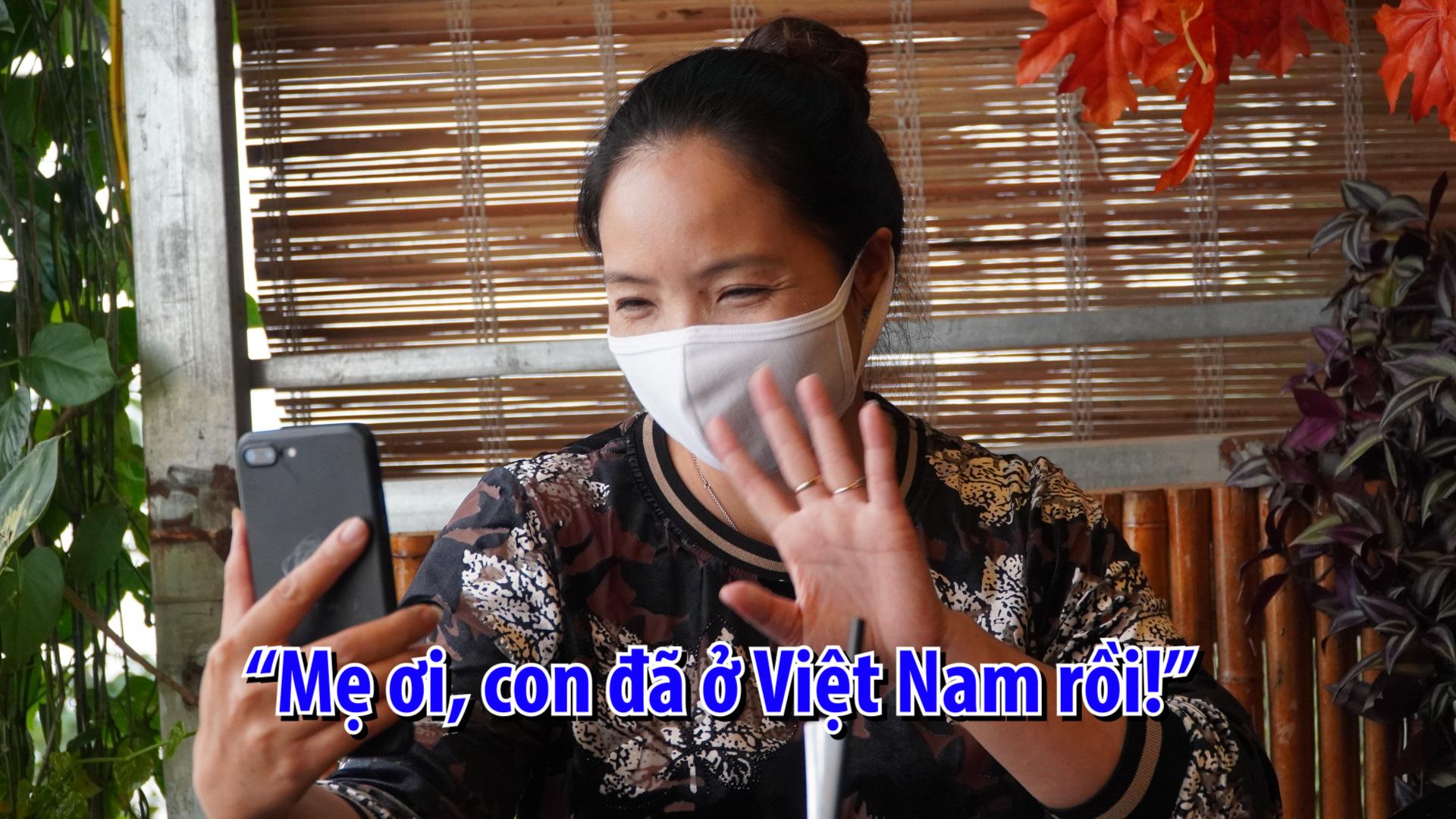 """Mẹ đã đồng hành cùng con như thế từ """"tâm chấn đại dịch Covid-19 – Ý"""" trở về Việt Nam - Ảnh 5."""