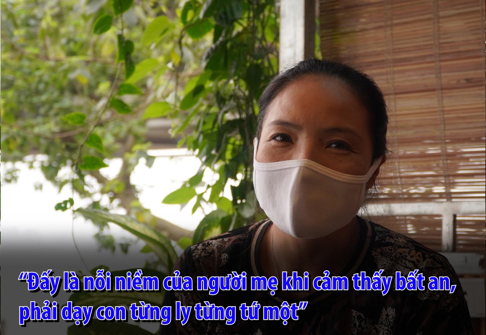 """Mẹ đã đồng hành cùng con như thế từ """"tâm chấn đại dịch Covid-19 – Ý"""" trở về Việt Nam - Ảnh 4."""