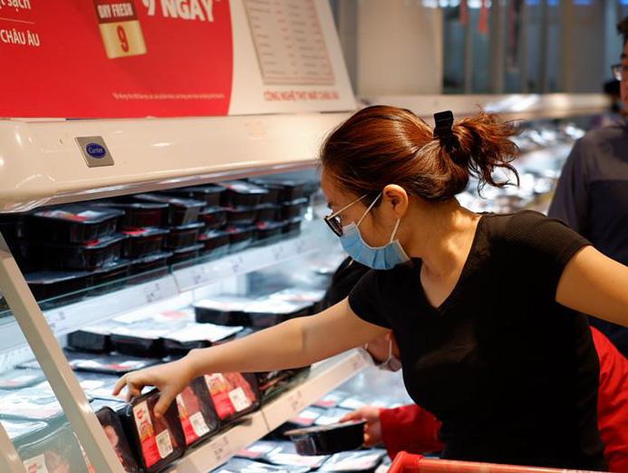Thịt lợn nhập khẩu giá rẻ có đủ sức hấp dẫn người tiêu dùng?  - Ảnh 1.