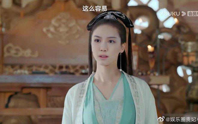 """Kỹ xảo """"lởm"""": Nữ diễn viên phim 'Tam thiên nha sát' (Trung Quốc) bị đổi mặt dị dạng, khán giả khóc thét - Ảnh 3."""