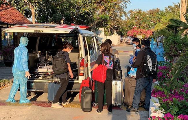 Khách sạn, khu nghỉ dưỡng tại TPHCM đã đón khách cách ly dịch Covid-19 - Ảnh 1.