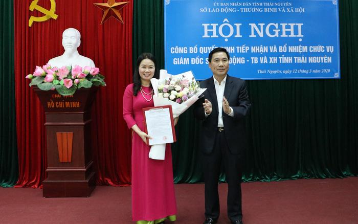 Hội Liên hiệp Phụ nữ tỉnh Thái Nguyên có tân Chủ tịch - Ảnh 2.