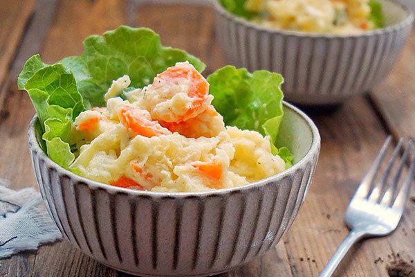 Nắng lên, làm ngay salad khoai tây vừa ngon mát, lại bổ dưỡng vô cùng - Ảnh 7.