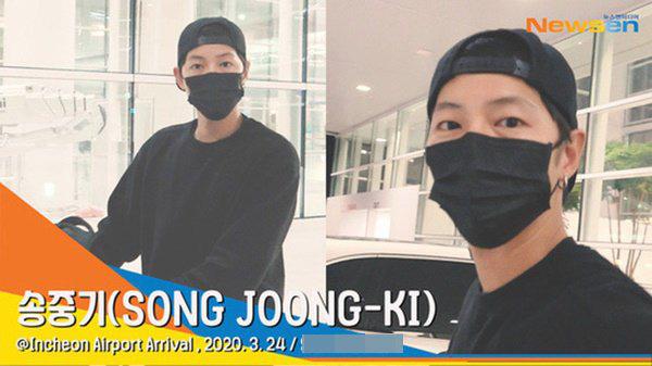 Vừa xuống sân bay Hàn Quốc, Song Joong Ki cùng ê-kíp 100 người sẽ phải cách ly 14 ngày - Ảnh 5.
