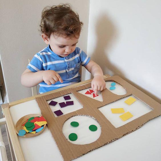 Tự chế 5 trò chơi thú vị cho bé ở nhà mùa dịch cực đơn giản giúp phát triển trí thông minh - Ảnh 7.