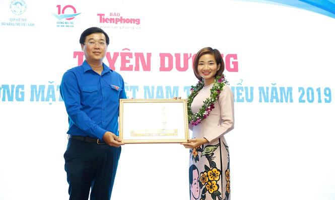 Tuyên dương 10  Gương mặt trẻ Việt Nam tiêu biểu năm 2019 - Ảnh 2.