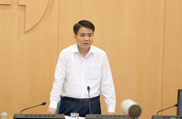 """Chủ tịch Hà Nội: """"Bệnh viện Bạch Mai có nguy cơ thành ổ dịch"""" - Ảnh 1."""