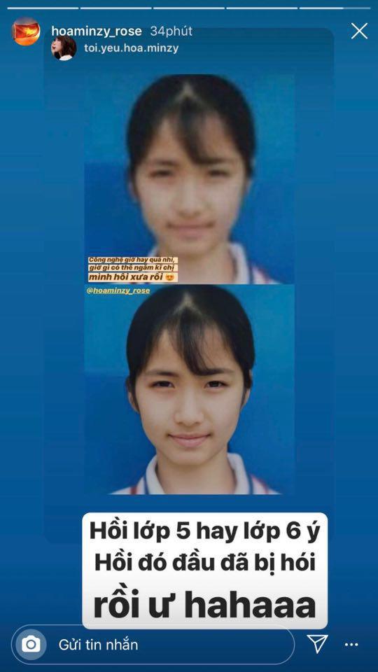 Tự nhận hói từ bé, Hoà Minzy lớn lên vẫn có mái tóc công chúa dày bồng bềnh nhờ đâu? - Ảnh 2.