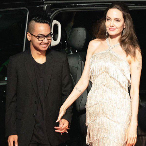 Trường học đóng cửa, cậu cả của Angelina Jolie từ Hàn về Mỹ vì dịch COVID-19 - Ảnh 2.