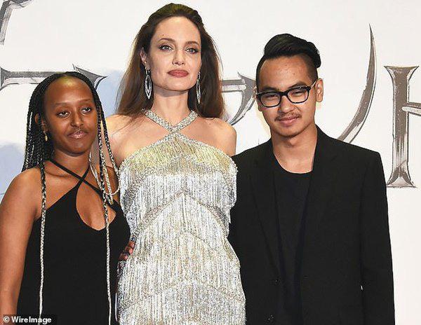 Trường học đóng cửa, cậu cả của Angelina Jolie từ Hàn về Mỹ vì dịch COVID-19 - Ảnh 7.