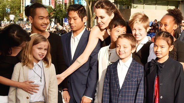 Trường học đóng cửa, cậu cả của Angelina Jolie từ Hàn về Mỹ vì dịch COVID-19 - Ảnh 3.