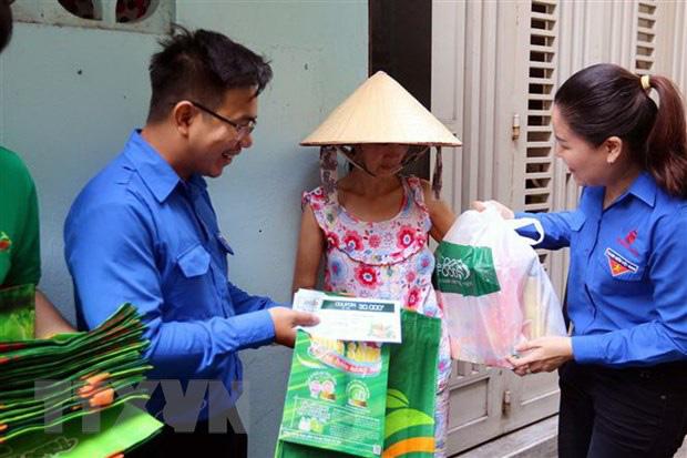 Đoàn Thanh niên nuôi dưỡng hoài bão, phẩm chất, trí tuệ tuổi trẻ Việt - Ảnh 1.