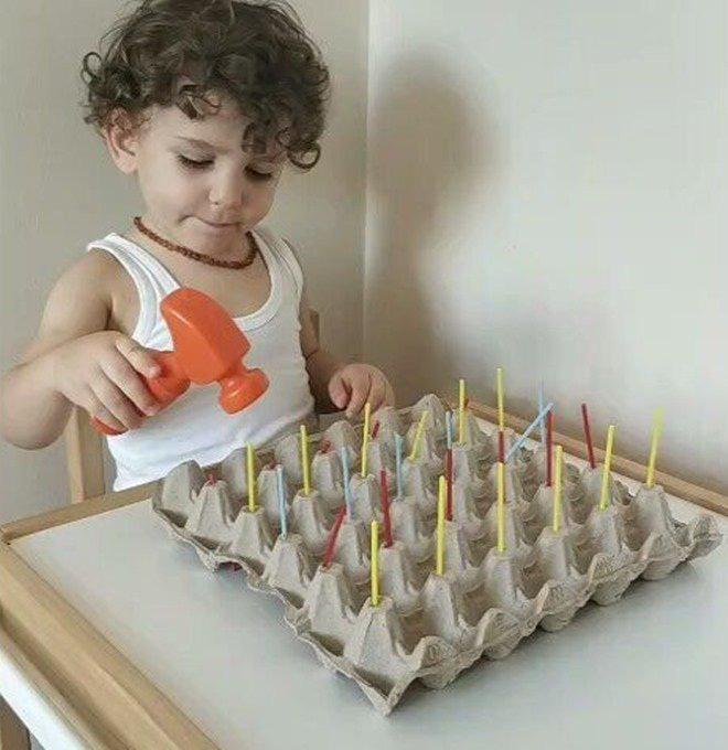 5 trò chơi trong nhà nhiều trẻ thích mê mà rất dễ thực hiện - Ảnh 4.