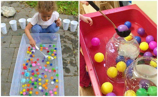 5 trò chơi trong nhà nhiều trẻ thích mê mà rất dễ thực hiện - Ảnh 2.