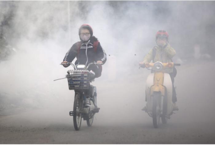 Bài 3: Ô Nhiễm không khí làm thiệt hại kinh tế, gia tăng tội phạm - Ảnh 2.