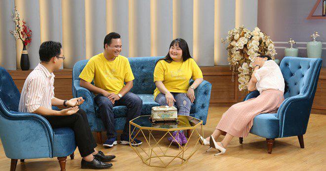 """Ốc Thanh Vân """"muốn ngất"""" khi nghe nghệ sĩ Phạm Huyền Trâm kể chuyện 2 lần suýt ly hôn - Ảnh 8."""