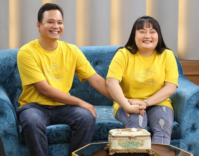 """Ốc Thanh Vân """"muốn ngất"""" khi nghe nghệ sĩ Phạm Huyền Trâm kể chuyện 2 lần suýt ly hôn - Ảnh 10."""