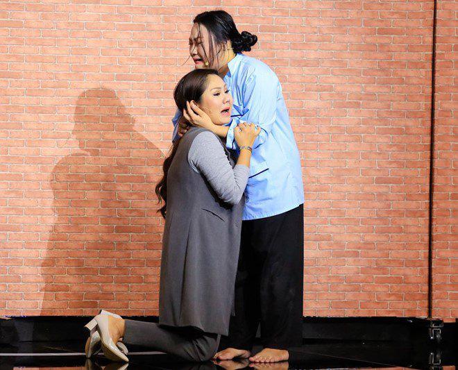 """Ốc Thanh Vân """"muốn ngất"""" khi nghe nghệ sĩ Phạm Huyền Trâm kể chuyện 2 lần suýt ly hôn - Ảnh 2."""