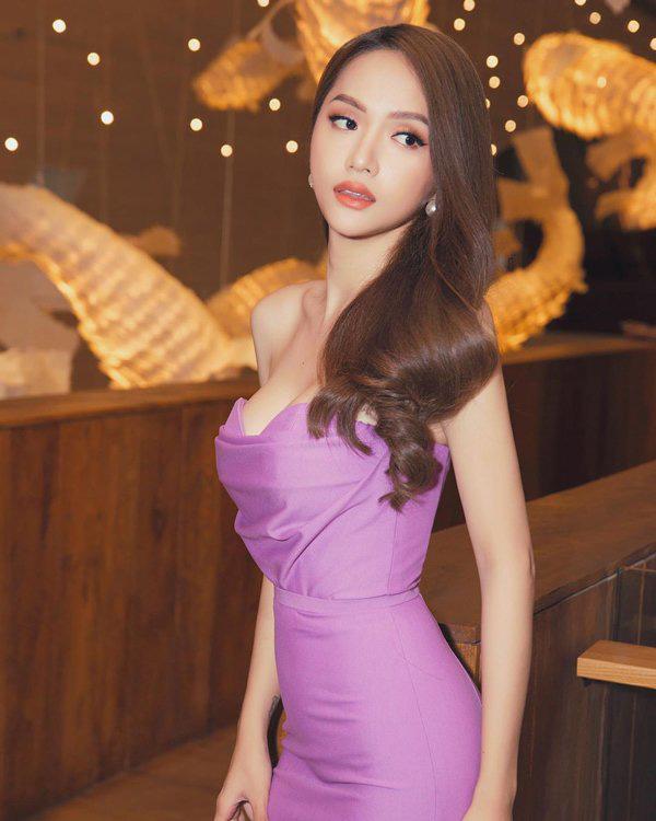"""Hương Giang chứng minh đẳng cấp nữ hoàng LGBT với loạt đồ """"tím lịm tìm sim"""" - Ảnh 12."""