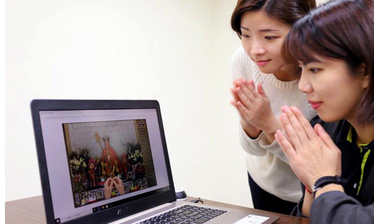 Thắp hương online hóa vàng điện tử dịp Tết Thanh minh thời Covid19 » Báo Phụ Nữ Việt Nam