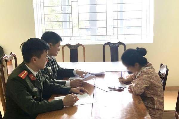 Hà Tĩnh: Một cô gái đăng sai sự thật về dịch Covid-19 bị phạt 10 triệu đồng - Ảnh 1.