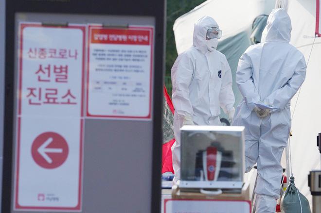 Số người nhiễm virus ở Hàn Quốc vẫn tăng lên từng ngày