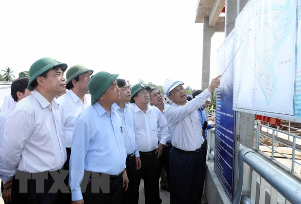 Thủ tướng: Xử lý hạn mặn, đảm bảo nguồn nước sinh hoạt cho nhân dân - Ảnh 2.