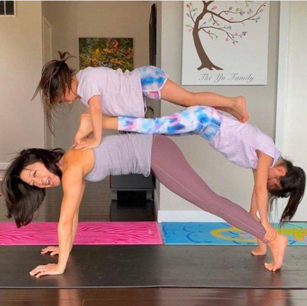 Plank challenge: Đánh tan mỡ bụng cùng Minh Tú, Châu Bùi và Yến Xuân! - Ảnh 8.