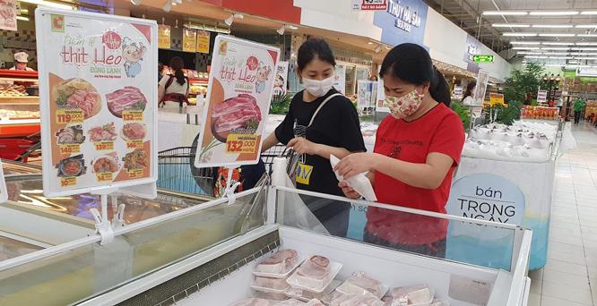 Thịt lợn nhập khẩu giá rẻ có đủ sức hấp dẫn người tiêu dùng?  - Ảnh 2.